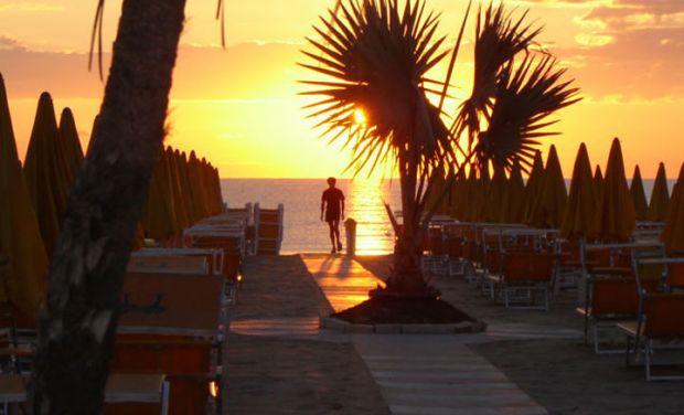 Bagno Pineta Beach n.120 bis Arenile Demaniale 120 bis