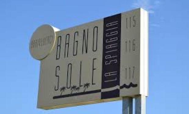 Bagno Sole n. 115-117 Via Arenile Demaniale