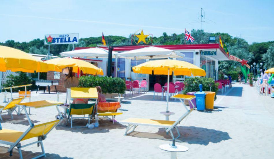 Bagno Stella n. 77/78 ARENILE DEMANIALE 77-78