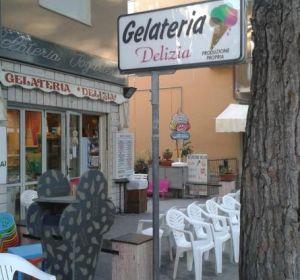 GELATERIA DELIZIA