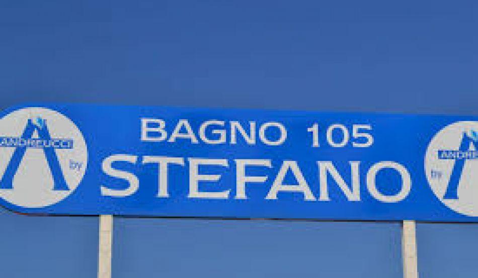 Bagno Stefano 105 Arenile demaniale 105